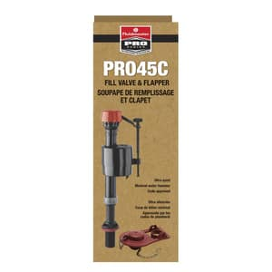 Fluidmaster Pro Series® Universal 9 in. to 14 in. Anti-Siphon Fill Valve FPRO45C