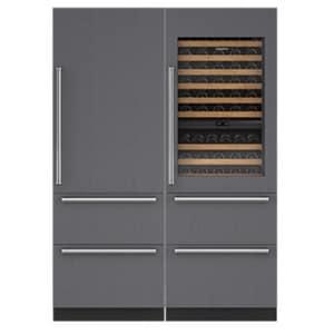 Sub Zero Dual Installation Kit for Sub Zero IC-36R Integrated Refrigeration S7029829