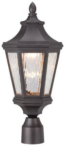 Minka-Lavery Hanford Pointe 14W 1-Light Outdoor Post Mount in Oil Rubbed Bronze M71826143L