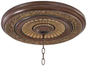Minka-Lavery Belcaro™ Ceiling Medallion in Belcaro Walnut M1940126