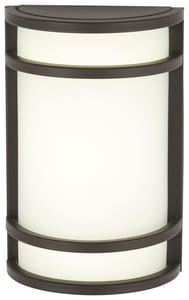 Minka Lavery Bay View™ 12 in. 60W 2-Light Outdoor Wall Sconce in Oil Rubbed Bronze M9802143