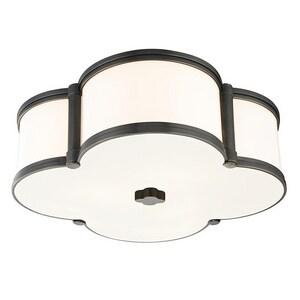 Hudson Valley Lighting 60W 3-Light Ceiling Light in Old Bronze HUD1216OB