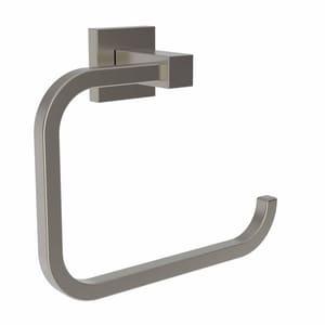 Newport Brass Prezlee 7-1/2 in. Towel Ring in Satin Nickel - PVD N83-09/15S