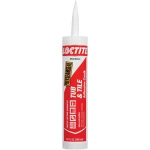 Loctite 10 oz. Tub and Tile Caulk L1936464