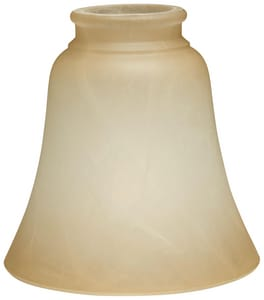 Minka Aire Glass Shade with Tuscan Scavo M2636