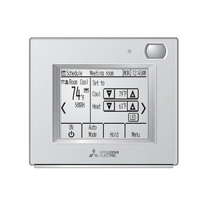 Mitsubishi Electronics USA City Multi® Controller for M-Series and P-Series Split Air Conditioners MPARU01MEDUK