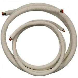 JMF EZ-Pull® 1/4 x 1/2 in. EZ Pull Insulation Copper Mini-Split Line Set JMLS141212