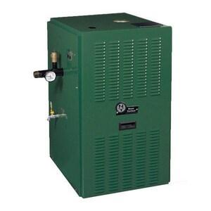 New Yorker Boiler PVCG-B Residential Water/Steam Boiler 220 MBH Propane NPVCG80BPITS
