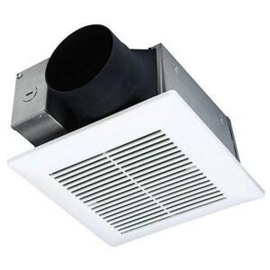 Panasonic EcoVent 70 CFM Bathroom Exhaust Fan in White PANFV07VBB1