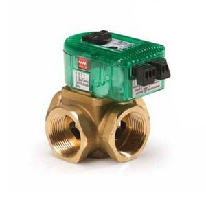 Taco 1 1 4 In 4 Way Threaded Outdoor Reset Mixing Valve I125t4r 1 Ferguson