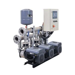 Grundfos 231 ft. 7-1/2 hp Hydro Multi-B Booster System G9918438