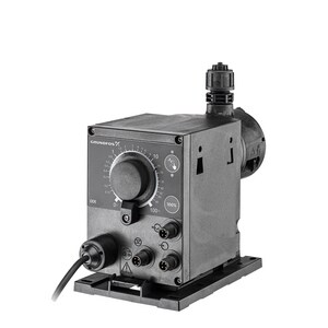 Grundfos DDE Series 36 gpd 150 psi PVC, EPDM and Ceramic Centrifugal Pump G97721094 at Pollardwater
