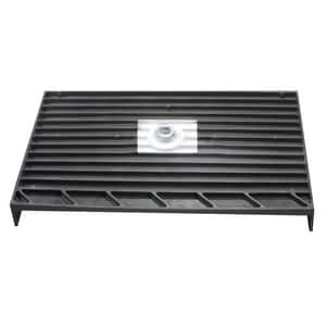Tile Redi USA 66 x 40 in. ADA Barrier Free Shower Base with Center Drain T4066CBFPVC
