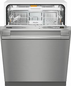 Miele Appliances Classic Plus Series 33-69/100 x 23-14/25 in. 15A Undercounter Dishwasher in Stainless Steel MG4998SCVISFAM