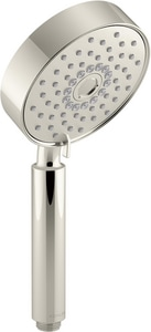 Kohler Purist® 3-function Hand Shower in Vibrant® Polished Nickel K22166-G-SN