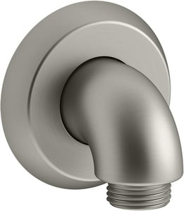 KOHLER Forte® Hand Shower Supply Elbow in Vibrant Brushed Nickel K22174-BN
