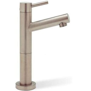 Blanco America Alta™ 1-Hole Bar Faucet with Single Lever Handle in Satin Nickel B440687