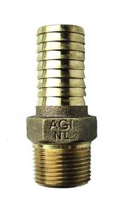 1 x 1-1/4 in. Insert x Male Brass Adapter IBRLFIM