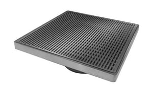 Infinity Drain Wedge Wire Strainer in Polished Stainless IW5