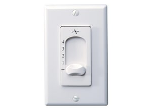 Generation Lighting Sea Gull Wall Control in White MESSWC3WH