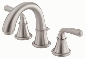 Danze Bannockburn™ 3-Hole Minispread Lavatory Faucet with Double Lever Handle DD303056