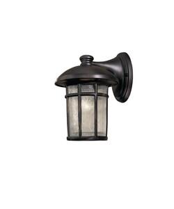 Minka Cranston™ 100W 1-Light Medium E-26 Wall Lantern in Heritage M825294