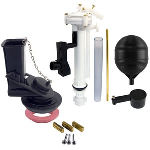 Lincoln Products® Non-OEM Complete Rebuild Kit for Kohler Rialto One-Piece Toilets LIN100815