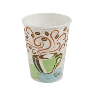 PerfecTouch 8 oz. Paper Cup (Case of 25) DIX5338DX