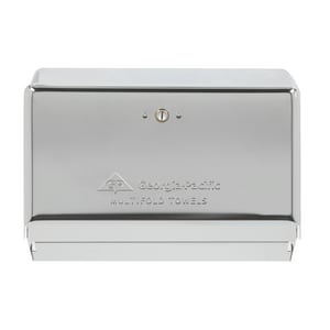 Georgia-Pacific Multi-Fold Towel Dispenser in Polished Chrome GEO54720