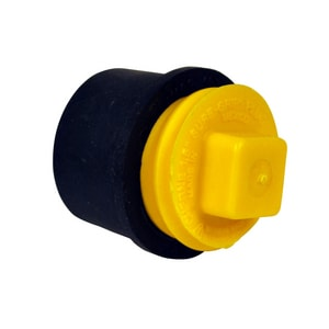 Cherne Sure-Grip® 1-1/2 in. Polypropylene Sure Grip Plug C271158