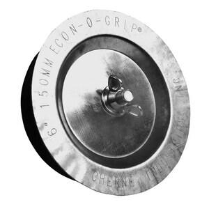 Cherne Econ-O-Grip® 6 in. Econo-O-Grip Mechanical Plug C271578 at Pollardwater