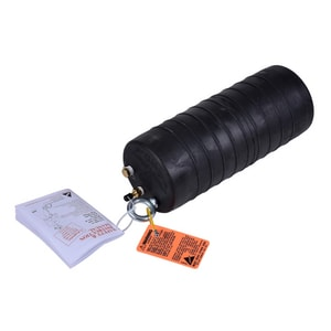 Cherne Test-Ball® 6 - 8 in. Test Ball in Black C275058 at Pollardwater