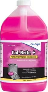 Nu-Calgon Cal-Brite 1 gal Pink Coil Cleaner N413308