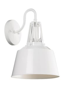 Freemont HGWH 1 100 Watts Medium Lantern Wall Mount *FREEMO MOL15002HGW