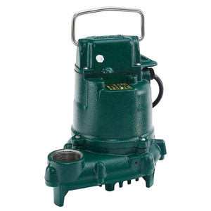 Zoeller Model 53 1-1/2 in. 1/3 HP Submersible Effluent Pump Manual Z530002 at Pollardwater