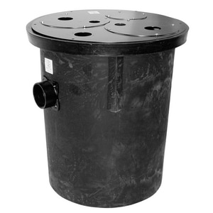 Zoeller 24 x 30 in. Simplex Poly Sewer Basin Z310039