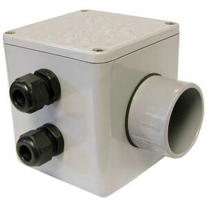 Zoeller 4 in. Junction Box with 1-1/2 in. Hub Z101399