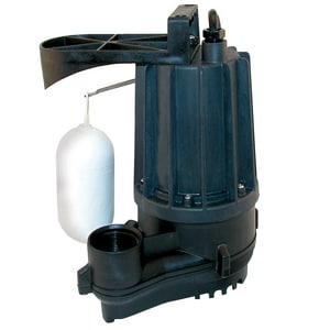 Zoeller 115V 1/3 HP M72 Plastic Sump Pump Z720001