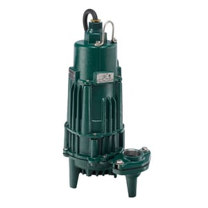 Zoeller 1-1/2 in. Auto Effluent Pump Z1890004