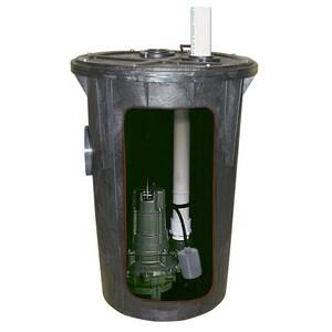Zoeller 115V Sewage System with Alarm Z9121005