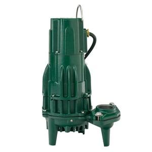 Zoeller 1-1/2 in. 1/2 HP Submersible Effluent Pump Z1610002 at Pollardwater
