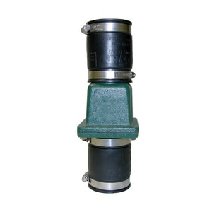 Zoeller 2 in. Slip Cast Iron Check Valve Z300151