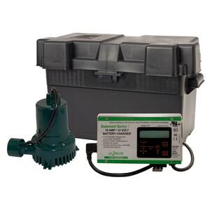 Zoeller 12V Sentry I Backup Sump Pump Z5070005