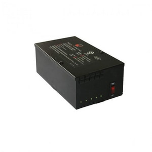 W.A.C. Lighting 6-5/8 in. 12/120V 120W Enclosed Electronic Transformer WEN12120RB2