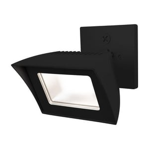 W.A.C. Lighting Endurance™ 35W 1-Light LED Flood Light in Architectural Black WWPLED33530aBK