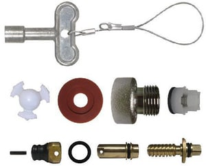 Prier Products Repair Kit for C-634 Heavy Commercial Wall Hydrant PC634KT807