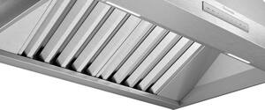Thermador Professional® Series 24 x 18 x 35-15/16 in. Wall Mount Chimney Hood in Stainless Steel THPCN36WS