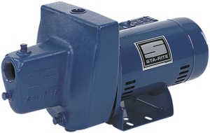 Sta-Rite Industries ProJet™ 1-1/4 in. 3/4 hp Shallow Well Jet Pump SSNDL