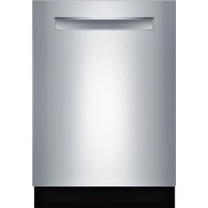 Bosch 500 Series 44dB 5 Cycle Pocket Handle Dishwasher in Stainless Steel BSHP865WD5N