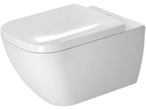 Duravit Happy D.2 1.6 gpf Elongated One Piece Toilet in White D2222090092